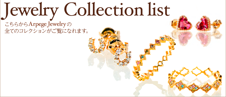 Jewerly Collection List